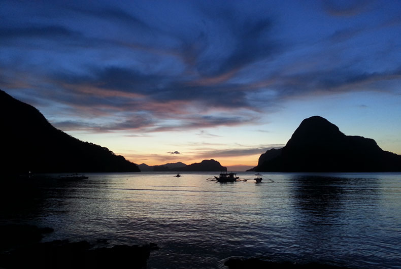 EL NIDO TOURISM : Travel guide to Palawan Island, Philippines